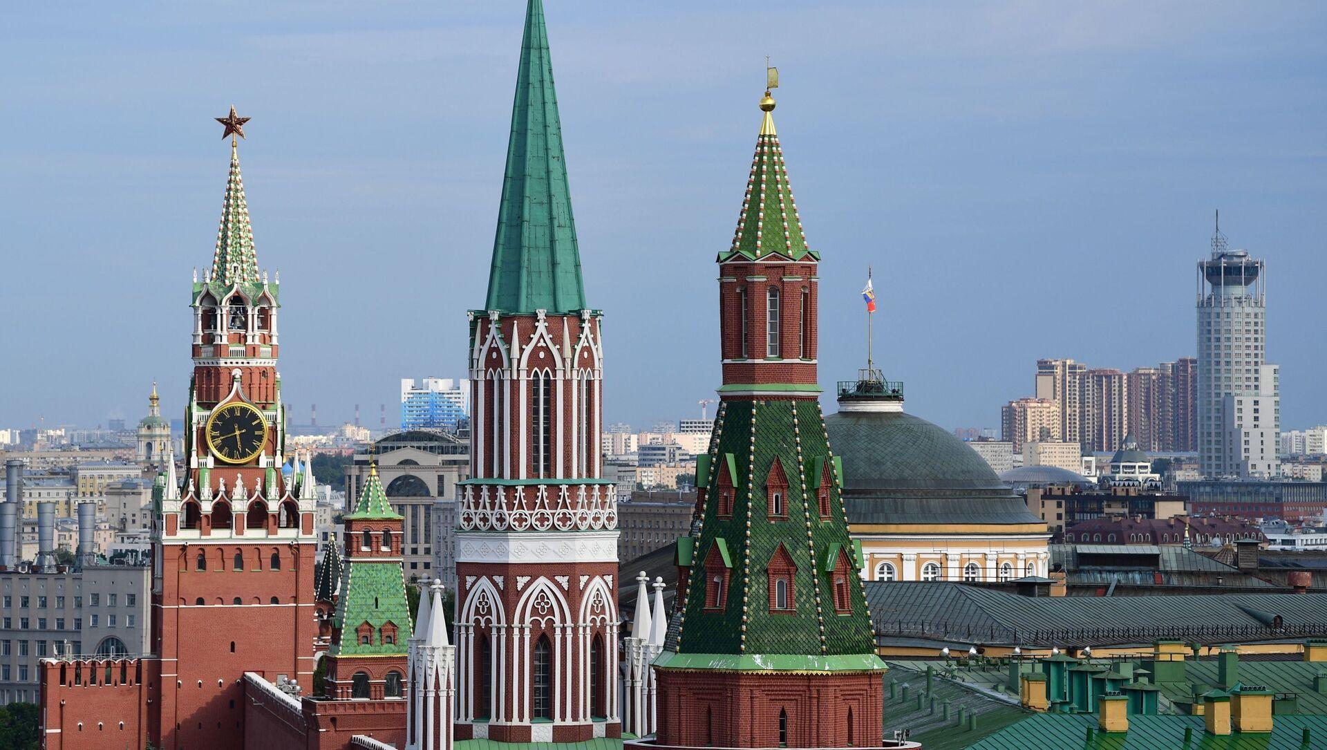 Le Kremlin de Moscou - Sputnik France, 1920, 22.03.2021