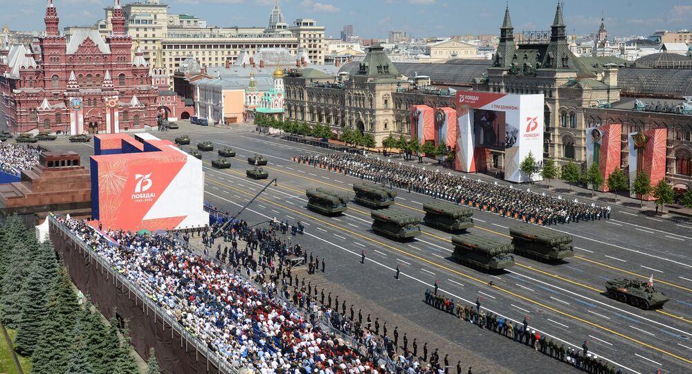Le défilé militaire 2020 à Moscou