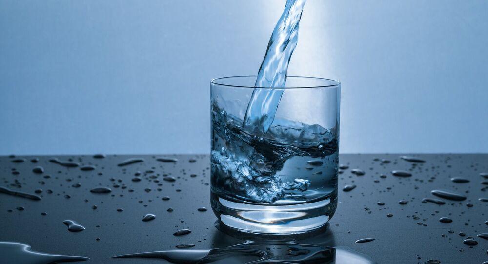 Un verre eau