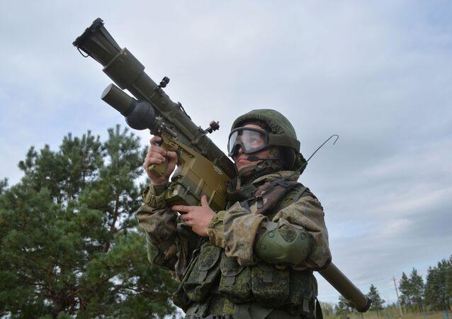 Système de missiles Igla