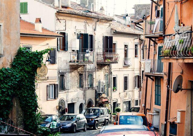 En Italie