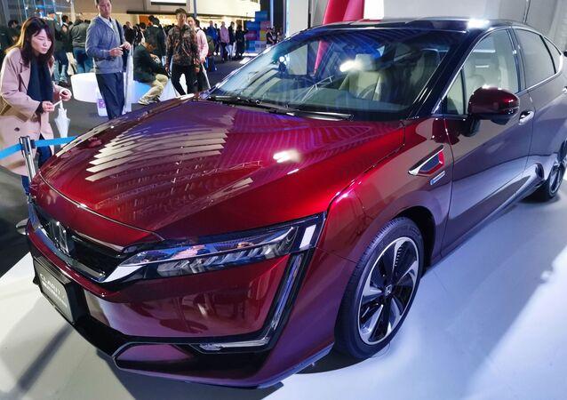 Honda FCX Clarity II