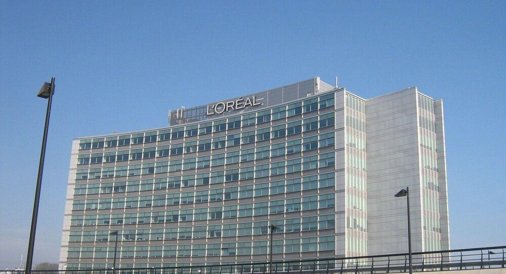 Siège local de L'Oréal aux Pays-Bas à Hoofddorp.
