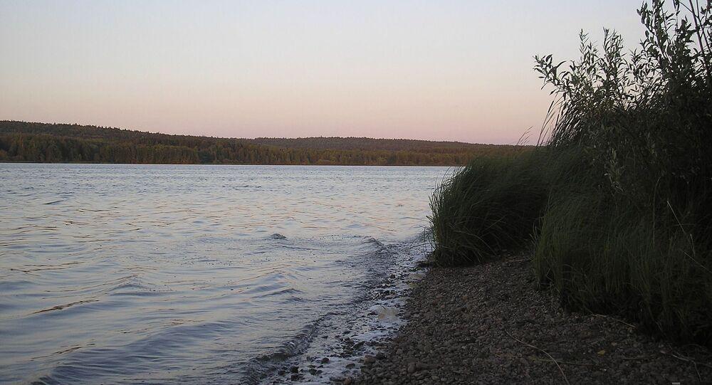 Une rivière