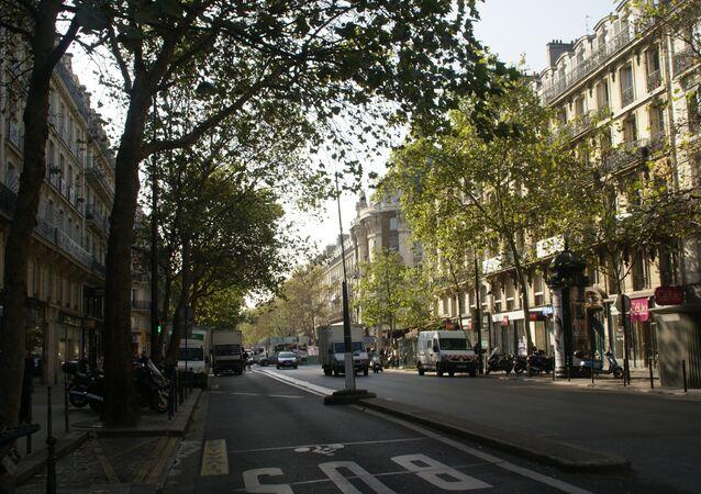 Boulevard Sébastopol