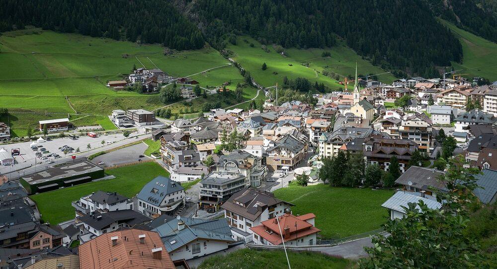 Ischgl, Autriche