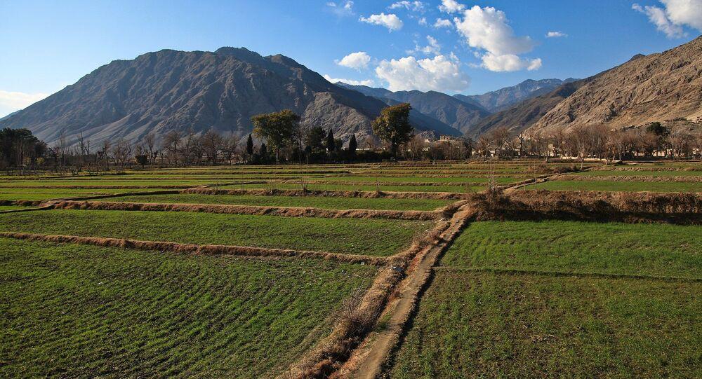 Afghanistan, province de Kounar