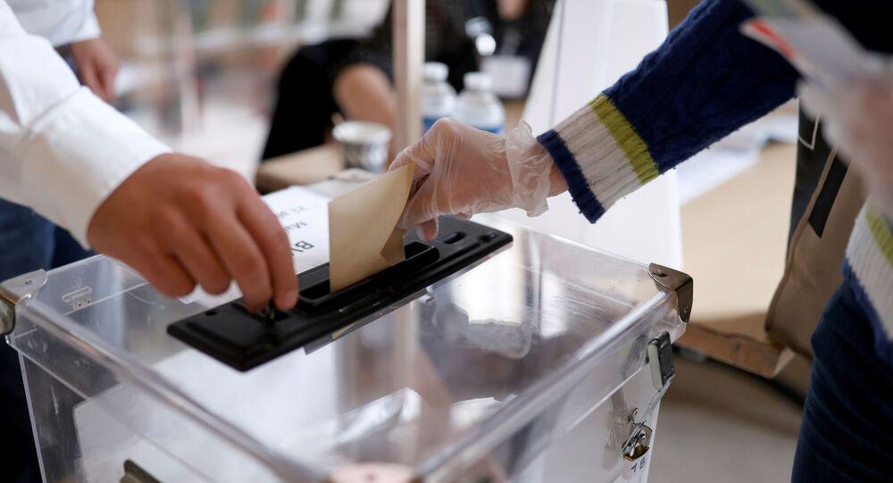 élections municipales en France