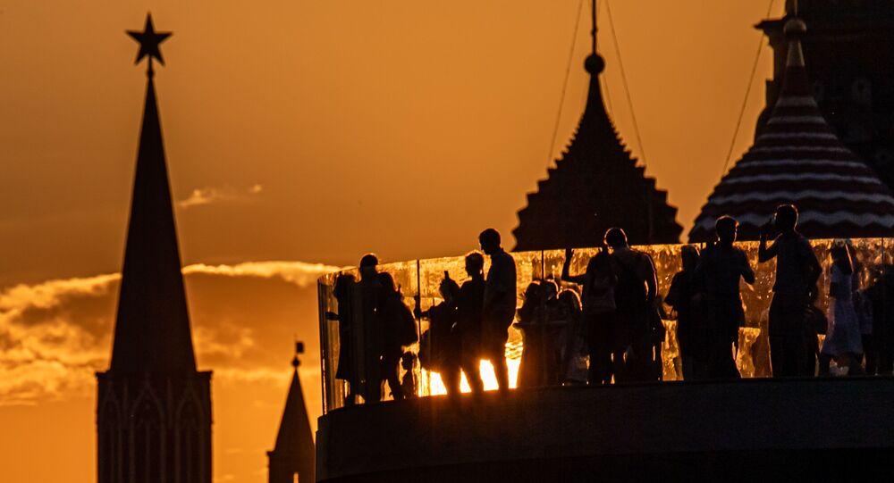 Les tours du Kremlin (photo d'archives)