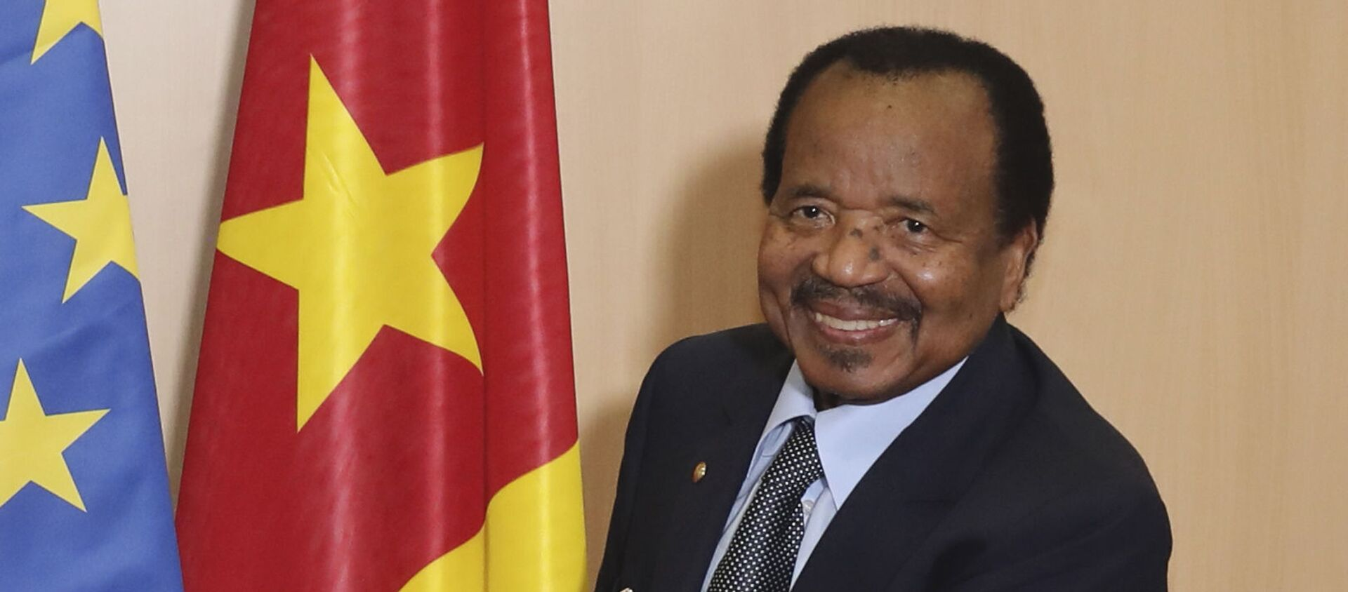 Paul Biya, Président du Cameroun - Sputnik France, 1920, 08.07.2021