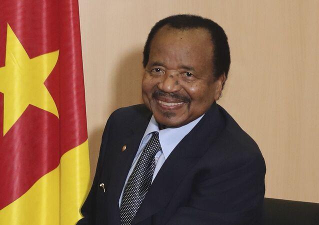 Paul Biya, Président du Cameroun