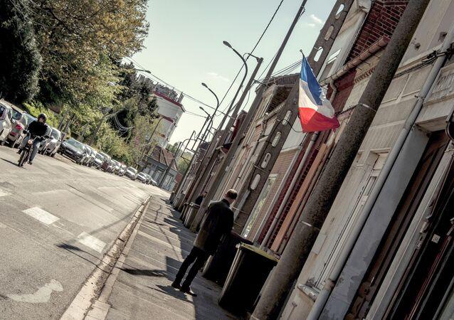 une rue de France