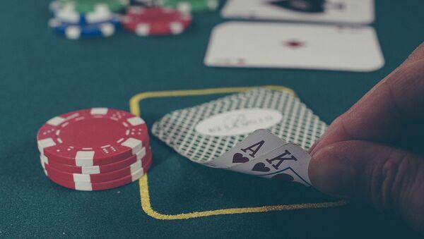 Cartes blackjack casino - Sputnik France