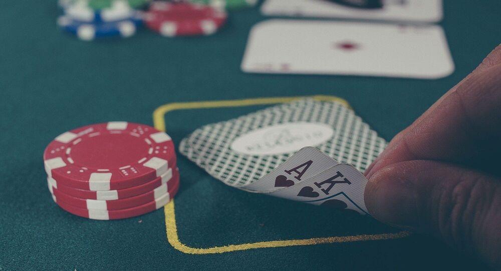 Cartes blackjack casino