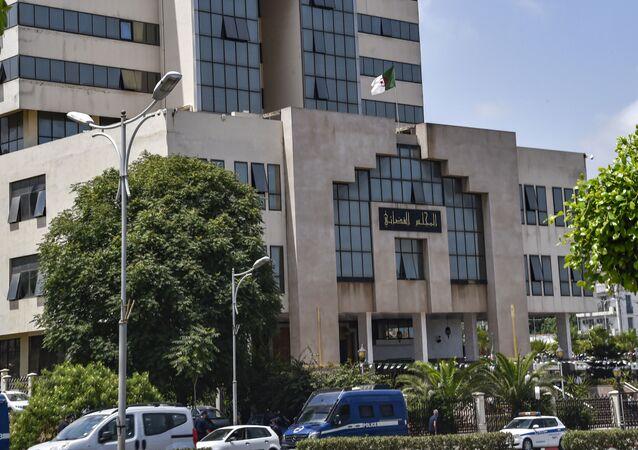 Le tribunal d'Alger