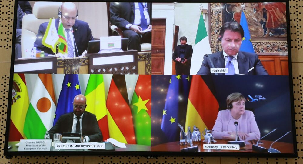 Le G5 Sahel à Nouakchott