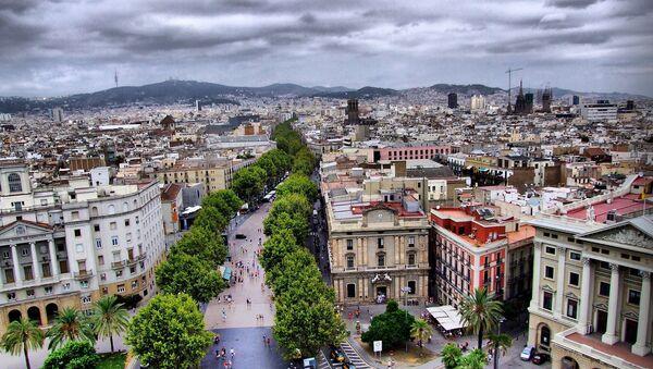 Barcelone, capitale catalane - Sputnik France
