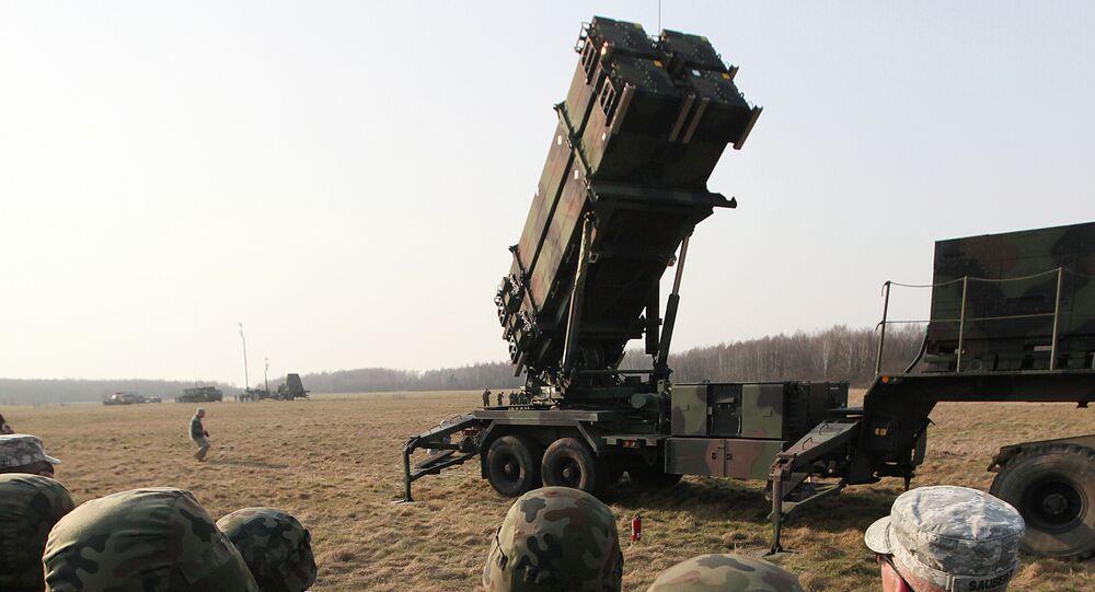 Des militaires américains en Pologne
