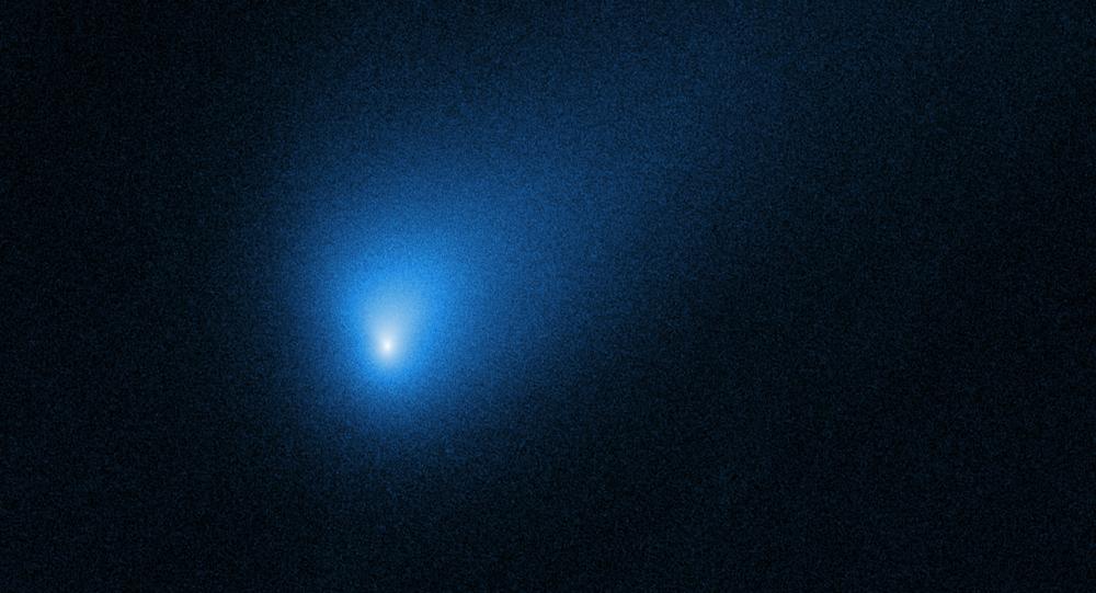 Une comète (image d'illustration)