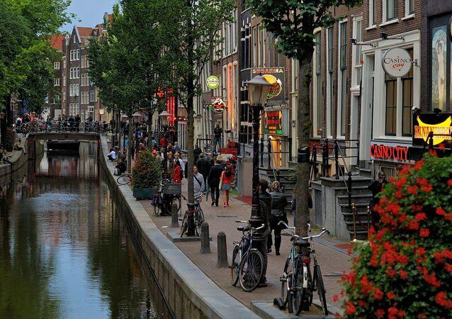 Amsterdam, capitale néerlandaise