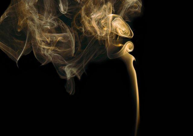 Fumée, odorat