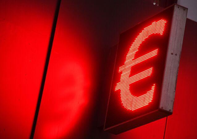 Le symbole de l'euro