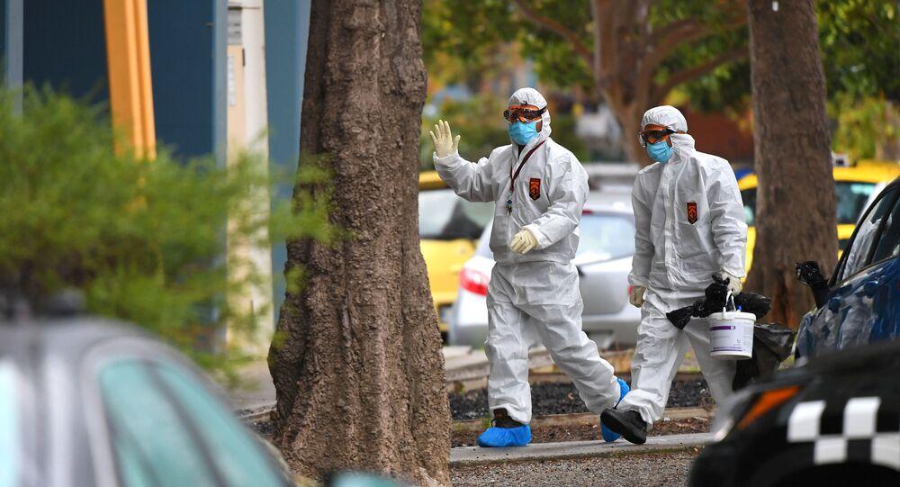 L'épidémie résiste en Australie, des quartiers de Melbourne confinés — Coronavirus
