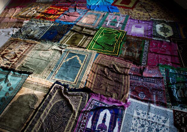 Tapis de prière, image d'illustration