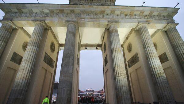Бранденбургские ворота, Берлин - Sputnik France