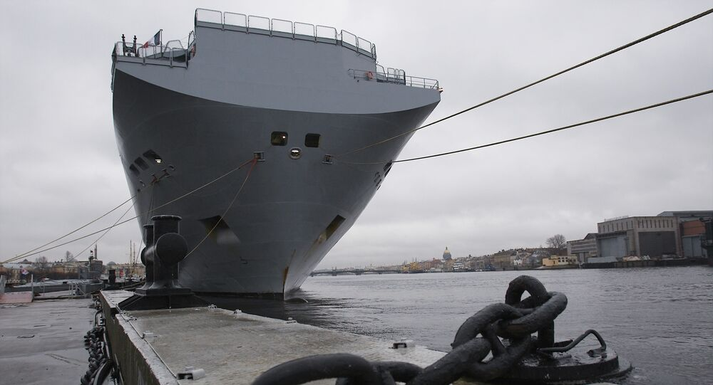 Mistral. Archive photo