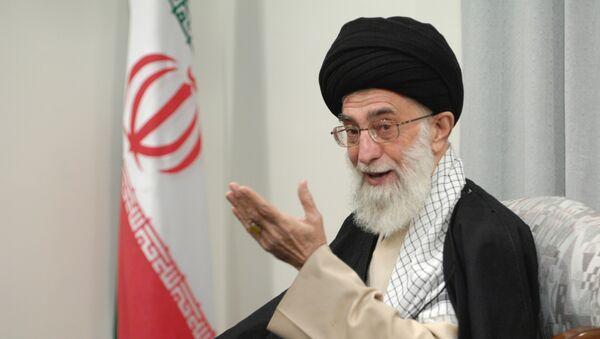 Seyed Ali Khamenei - Sputnik France