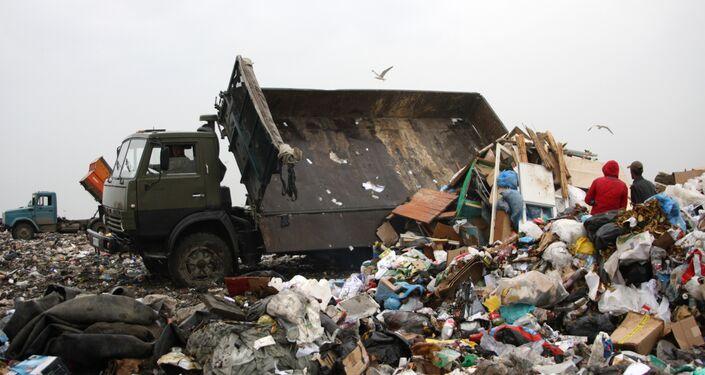 Утилизация бытовых отходов в Екатеринбурге