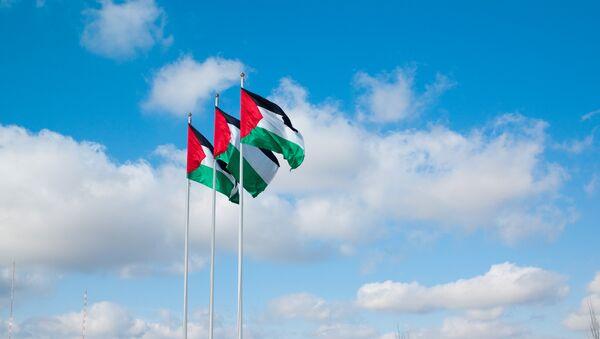 Флаги Палестины - Sputnik France