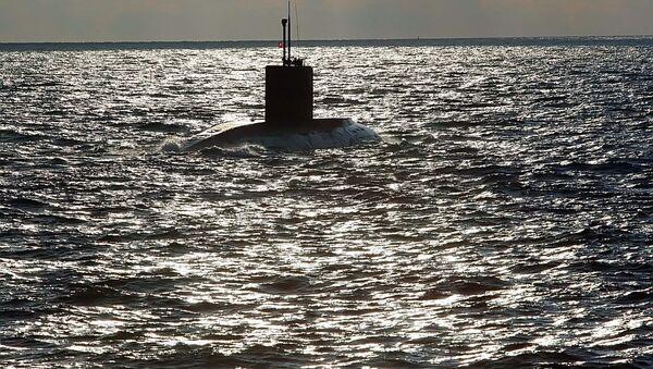 Балтийский флот проводит учения по спасению подводной лодки - Sputnik France