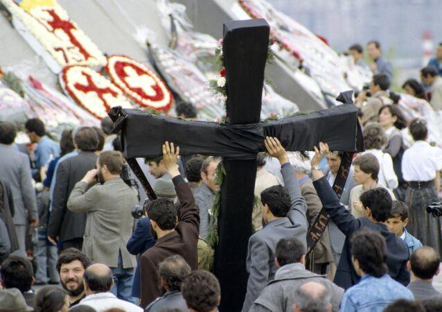 Commémoration du génocide arménien de 1915