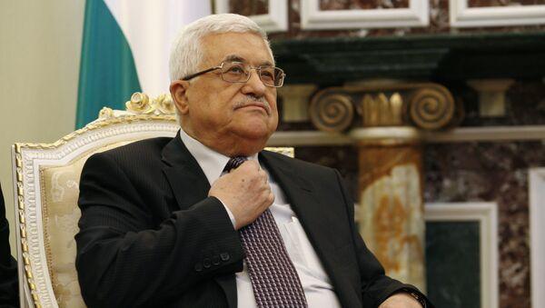 PO: Abbas au Caire pour évoquer la relance du processus de paix avec Moubarak - Sputnik France