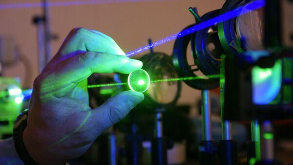 Lasers - Sputnik France
