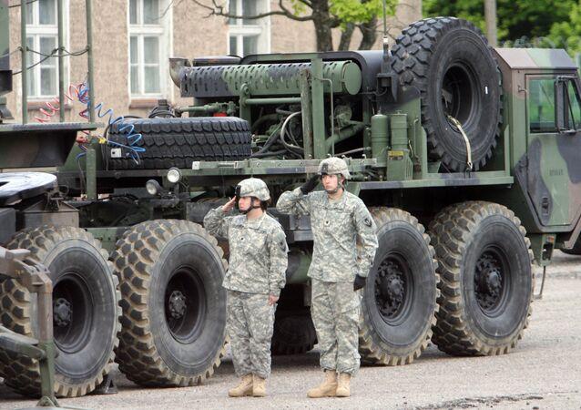 Missiles sol-air américains Patriot (Archives)