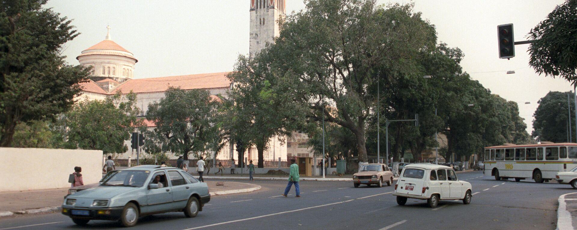 Conakry - Sputnik France, 1920, 05.09.2021