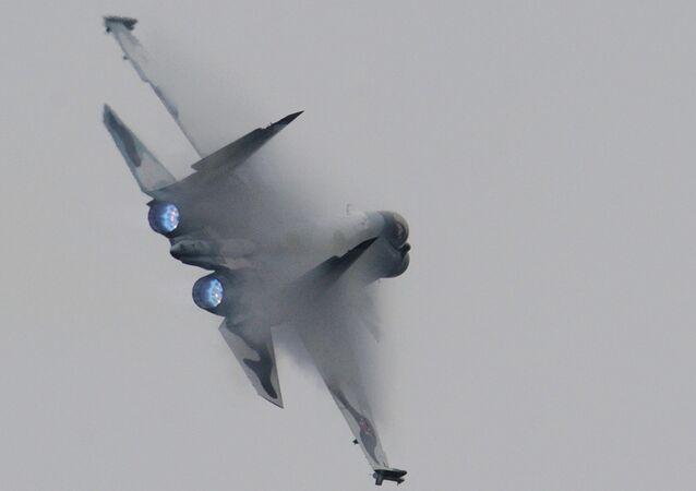 Chasseur polyvalent Su-30MKI