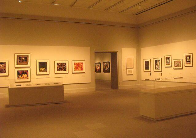 Exposition de Pïcasso à New York (archives)