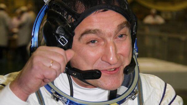 Le commandant de la Station spatiale internationale (ISS), Alexandre Skvortsov - Sputnik France