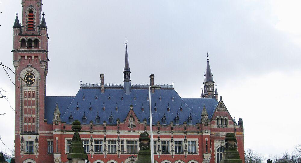 Cour internationale de justice (CIJ) de l'Onu