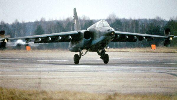 Самолет СУ-25 - Sputnik France