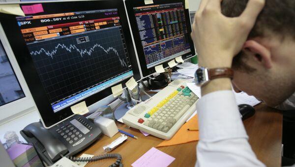 Финансовый рынок - Sputnik France