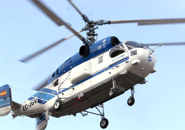 Hélicoptère Kamov Ka-32