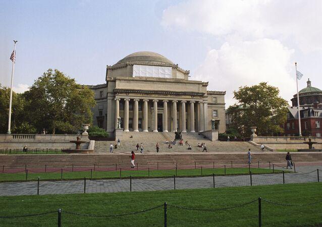 L'université de Columbia.