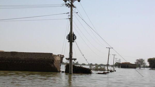 Пакистанский Синд: наводнение в пустыне - Sputnik France