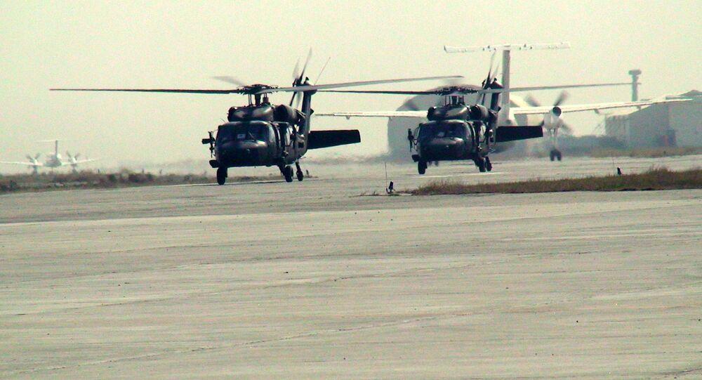 Hélicoptères (Afghanistan)