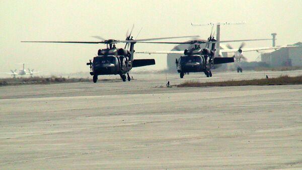 Hélicoptères (Afghanistan) - Sputnik France